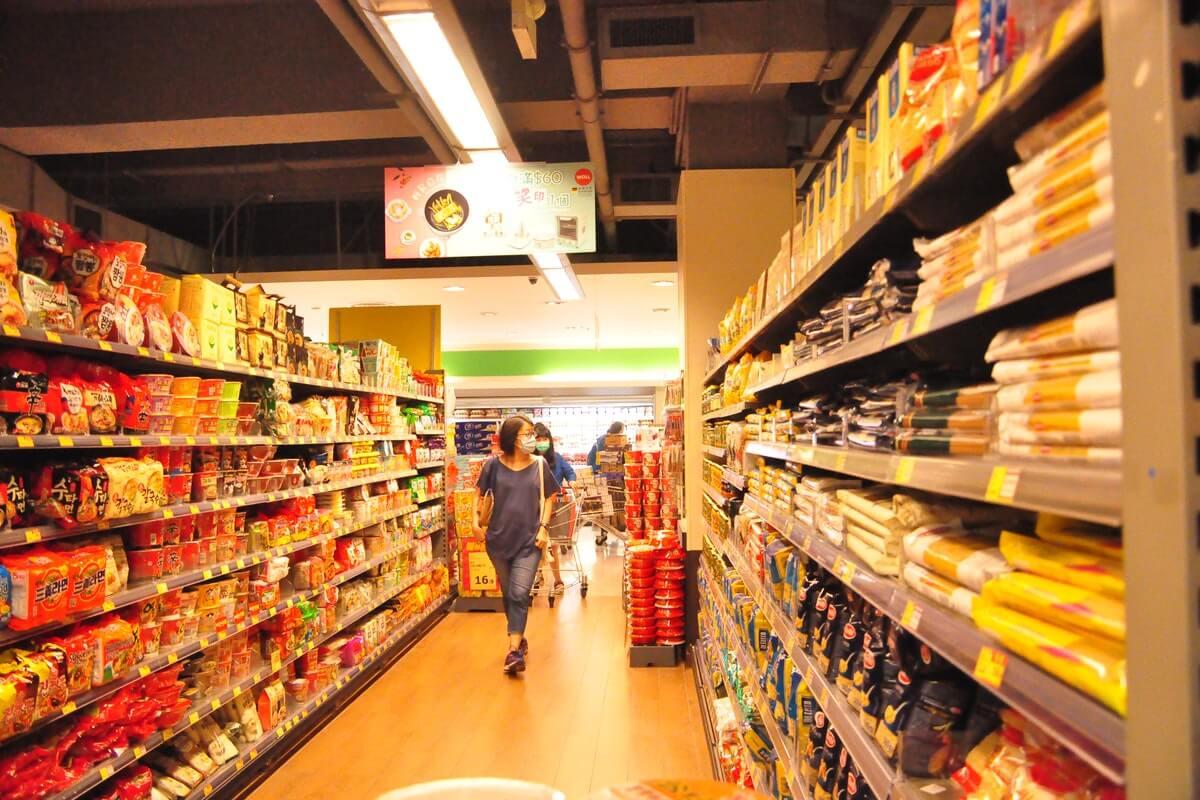 modern food packaging
